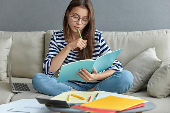 Como manter o foco nos estudos em casa?
