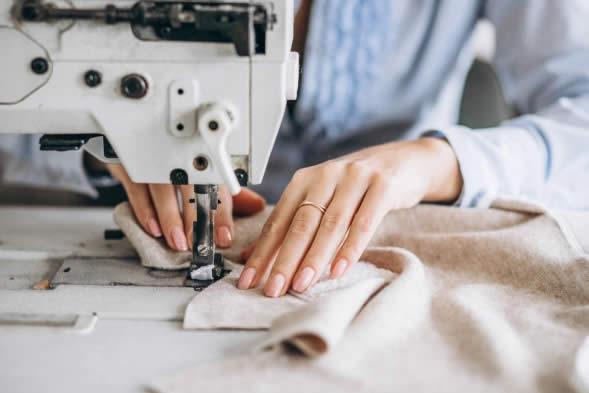 Guia profissional da costureira
