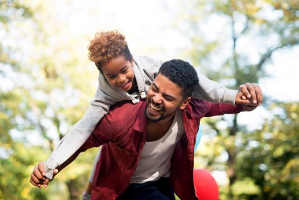 Seja um pai ativo na criação do seu filho