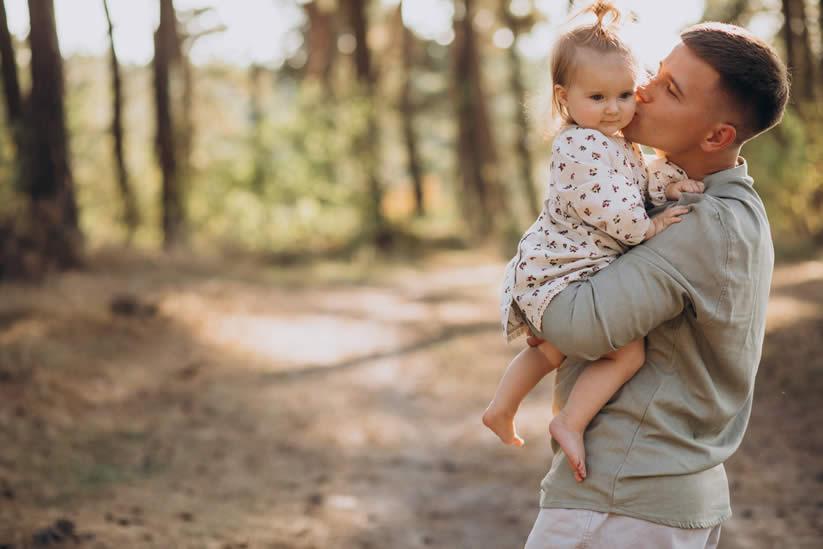 A importância de um pai