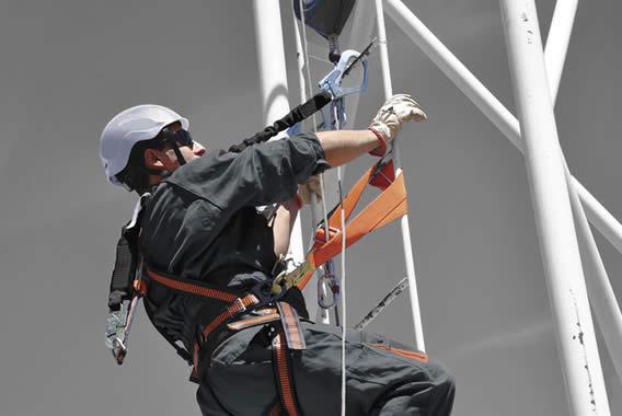 Guia de Profissão: Alpinista em altura